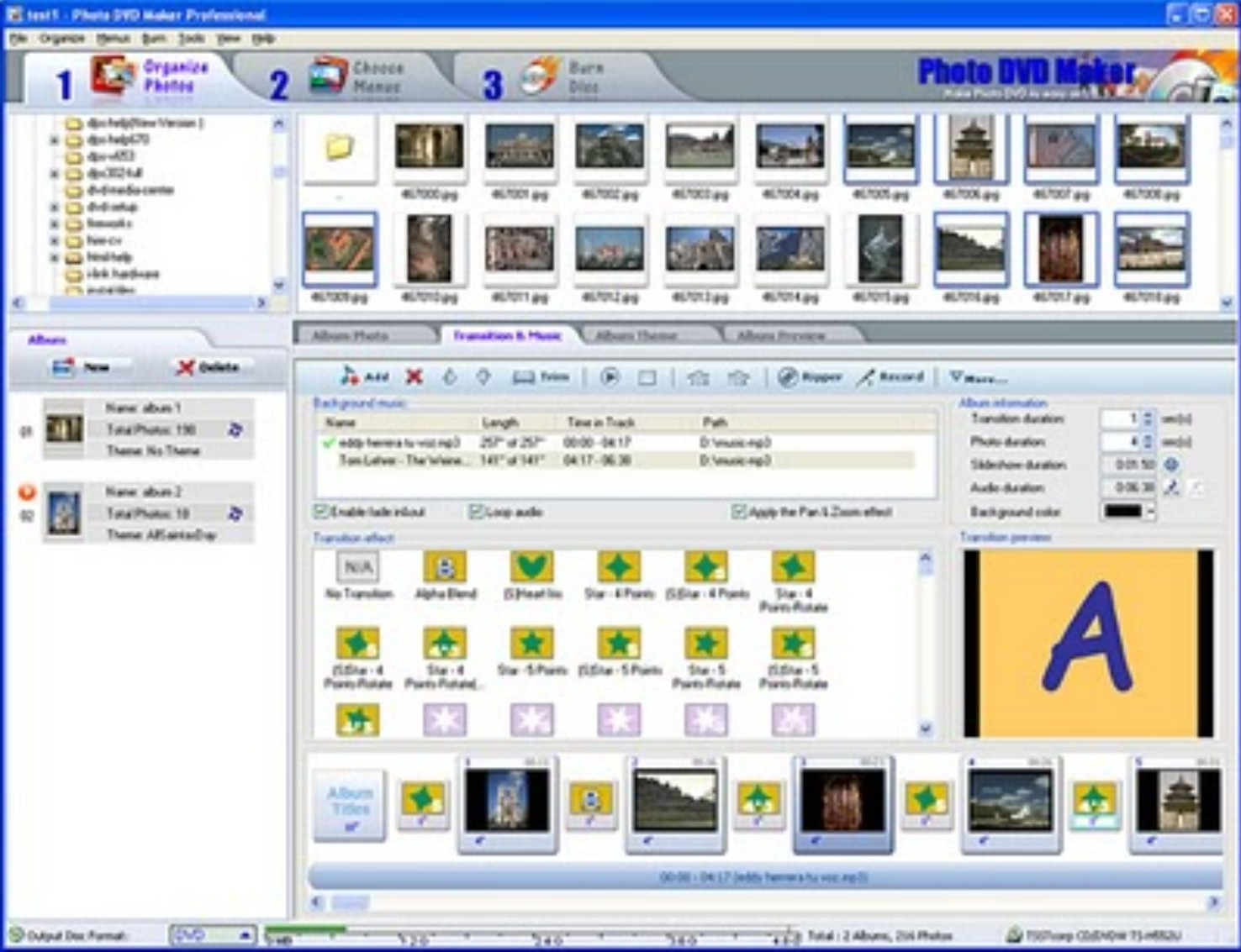 DVD Photo Slideshow - Official Site Dvd photo show software