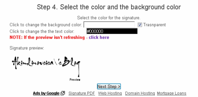 Cara Membuat Tanda Tangan Pada Artikel WordPress Akimlinovsisas WP