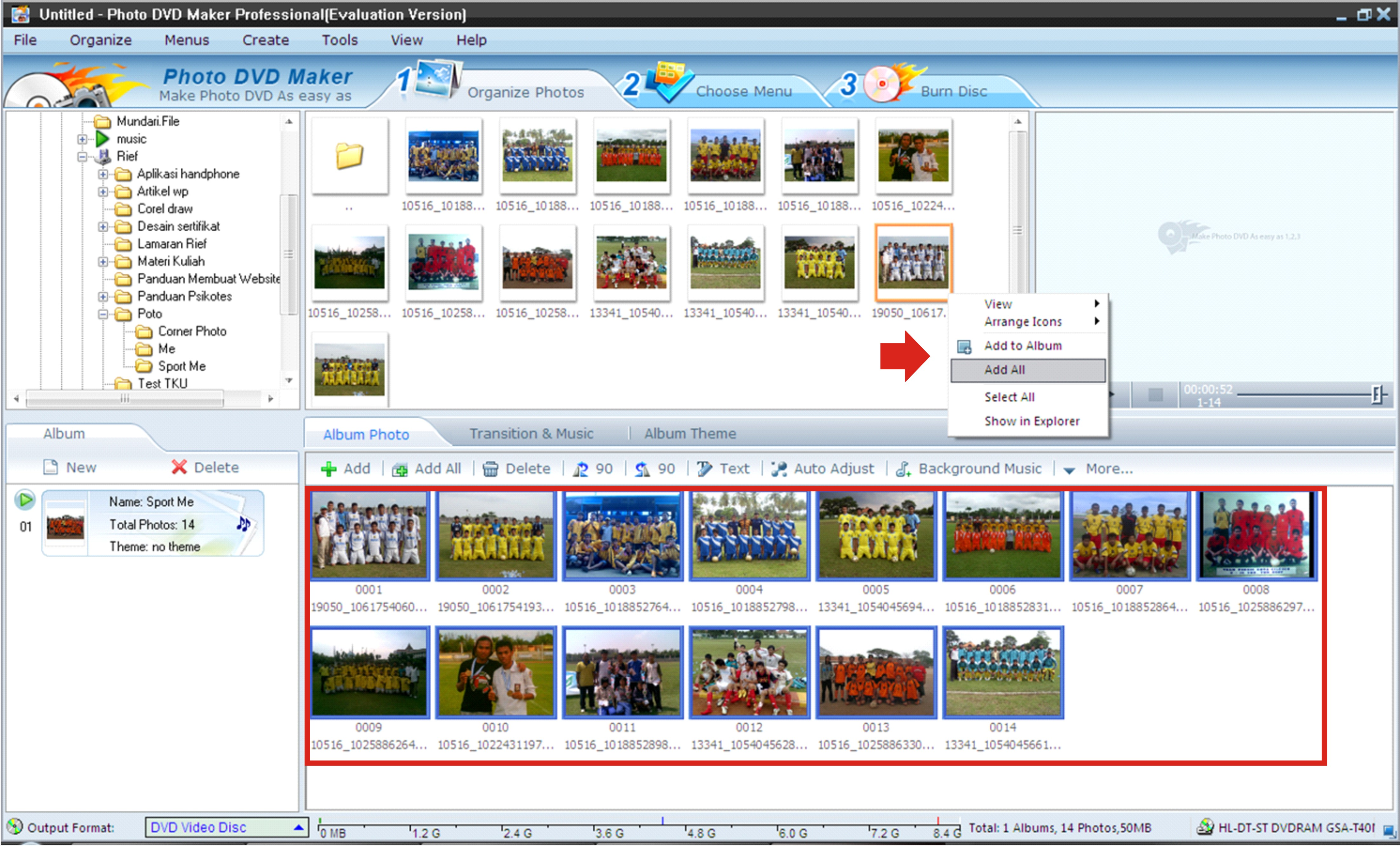Dvd photo show software BrotherSoft - Official Site
