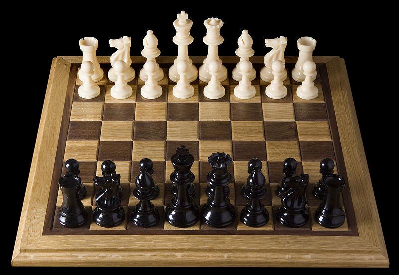 Permainan strategi seperti catur, monopoli atau game komputer lainnya